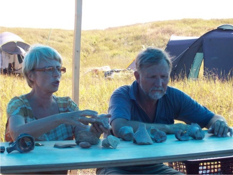 Находки обнаружены около Керчи. Фото: Фонд Археология
