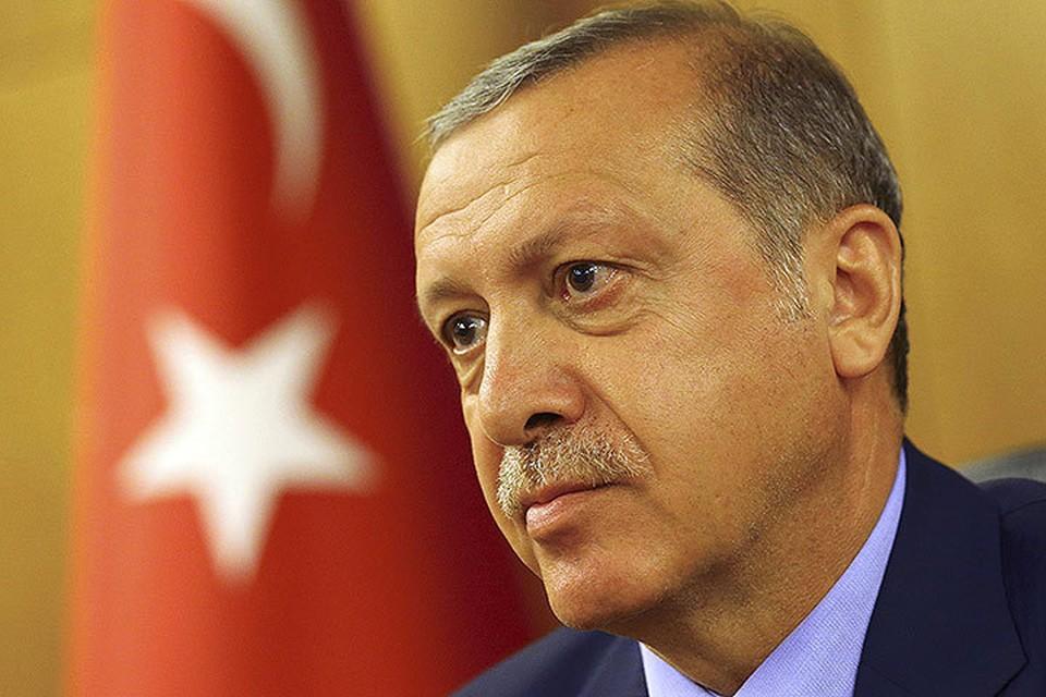 Президент Турции Реджеп Тайип Эрдоган вылетел в столицу.