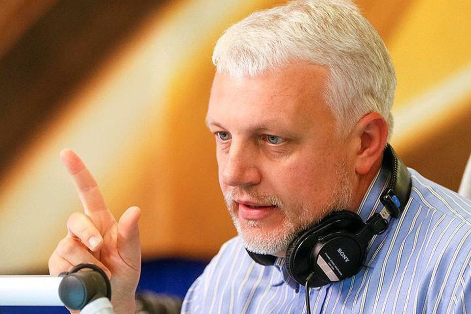 Расследовать убийтсво Павла Шеремета потребовал Петр Порошенко