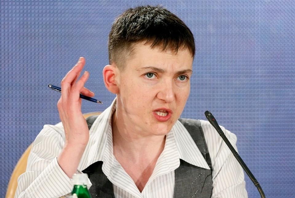 Надежда Савченко призвала сограждан извиниться перед Донбассом