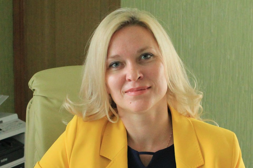 Председатель совета директоров детских домов области, директор Белгородского центра развития и социализации ребенка «Южный» Юлия Чумакова.