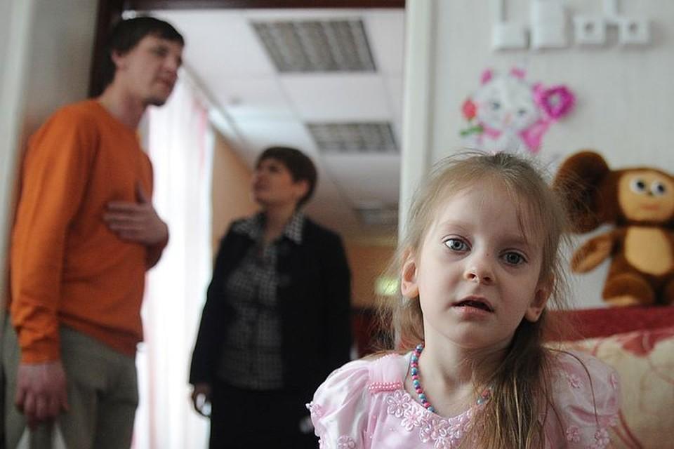 Первыми новым сервисом смогут воспользоваться семьи с детьми-инвалидами. Фото: Александра МУДРАЦ/ITAR-TASS