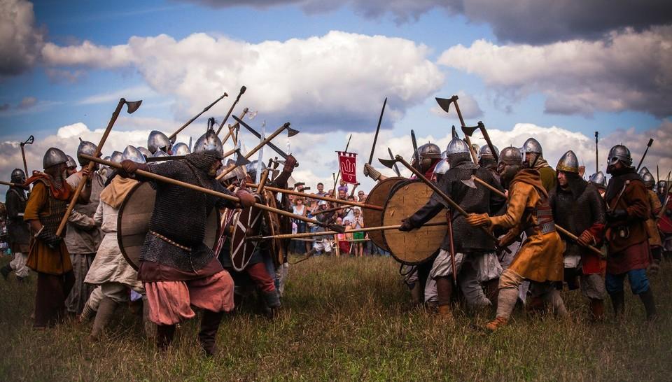 Исторический фестиваль «Воиново поле»