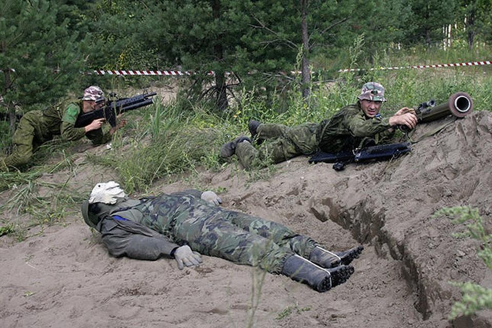 В Эстонии стартует международная военно-спортивная разведывательная игра. Фото: Toomas Huik