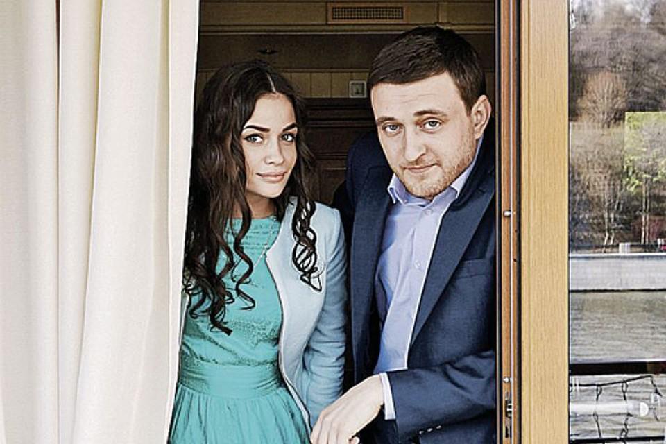 Павел Пятницкий, которому досталась в жены девушка с проблемами. Фото: личный архив К. Тимощенко
