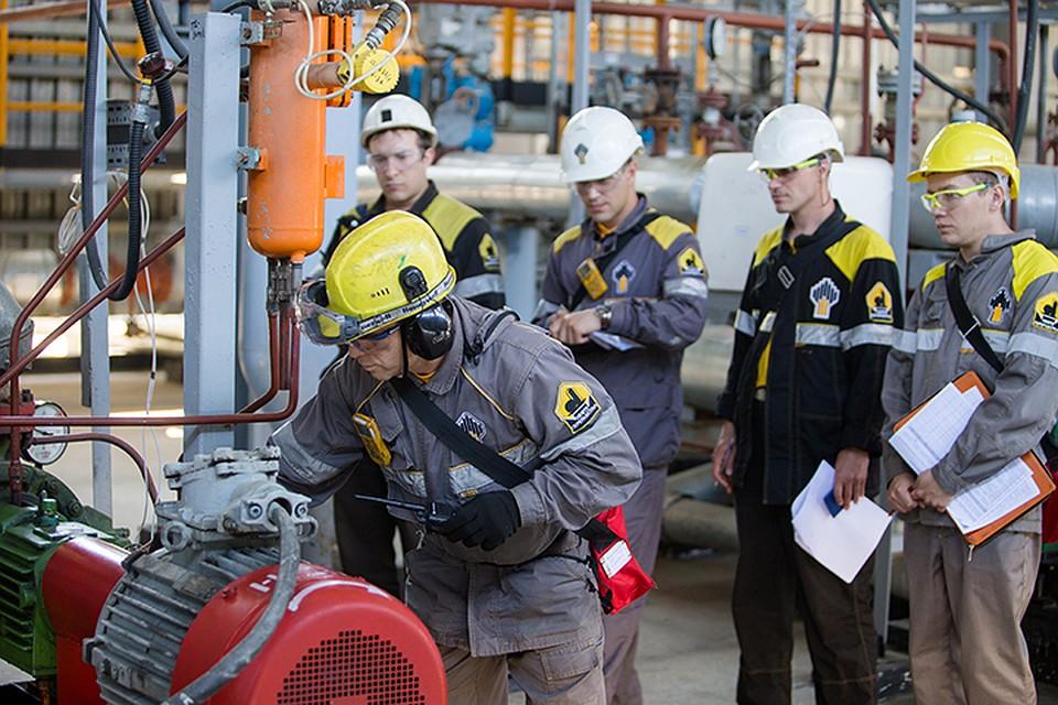 ОПК крайне оператор химической обработки скважин обучение уфа выбрать
