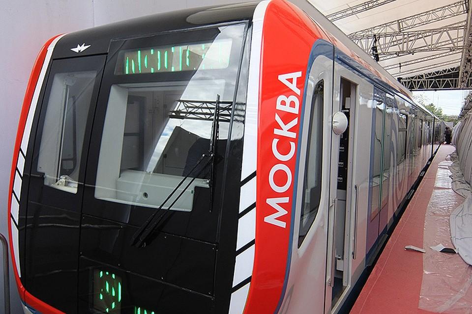 """Журналисты """"КП"""" оценили новый поезд метро «Москва»"""