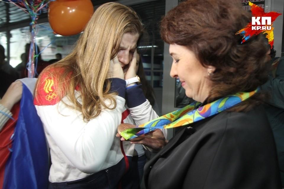 Бронзовый призер Олимпиады в Рио Екатерина Букина: «Мама, прости, что не золото»
