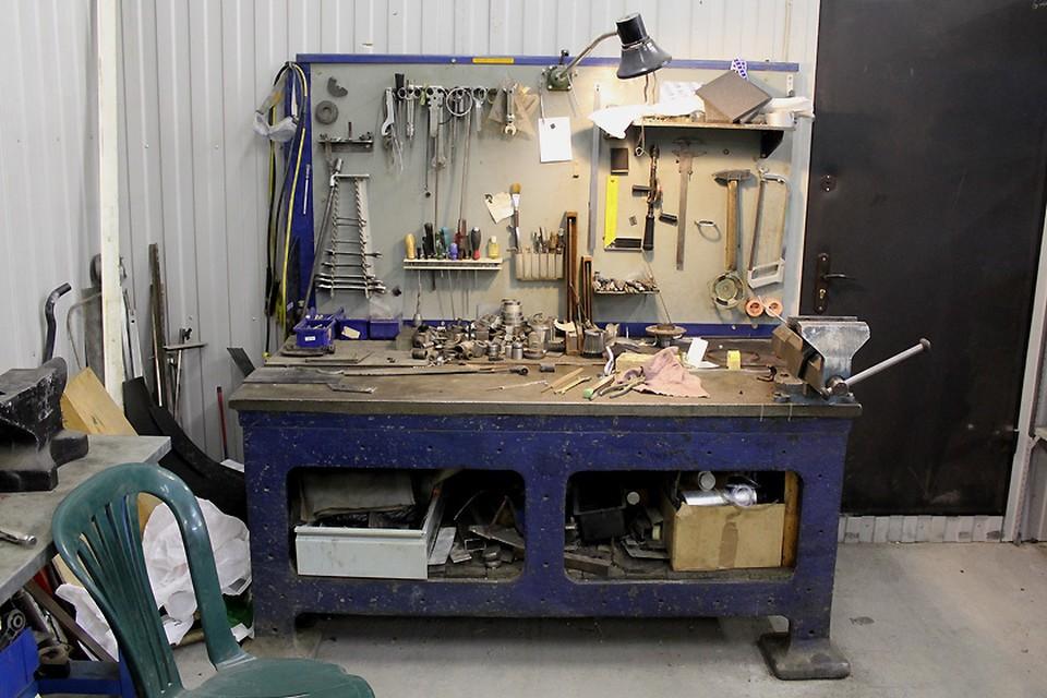 Многое об автосервисе расскажет инструмент механиков. И порядок, в котором он содержится.
