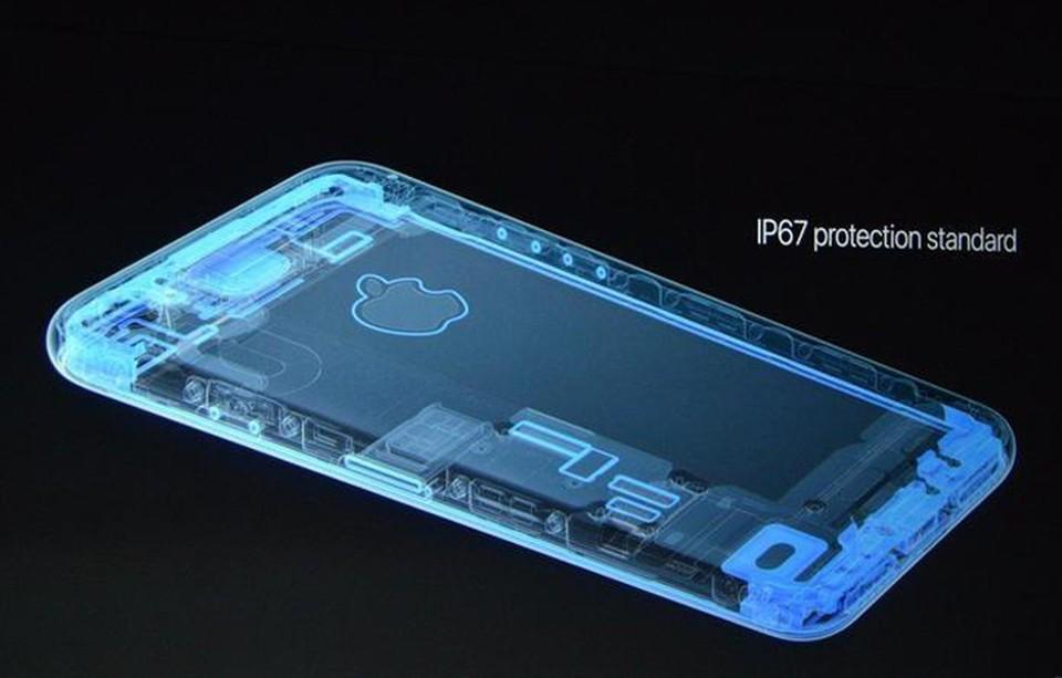 Корпуса новых iPhone сертифицированы по IP67
