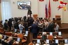 Удачи депутатам и всем нам: в Заксобрании края выбрали председателя и замов