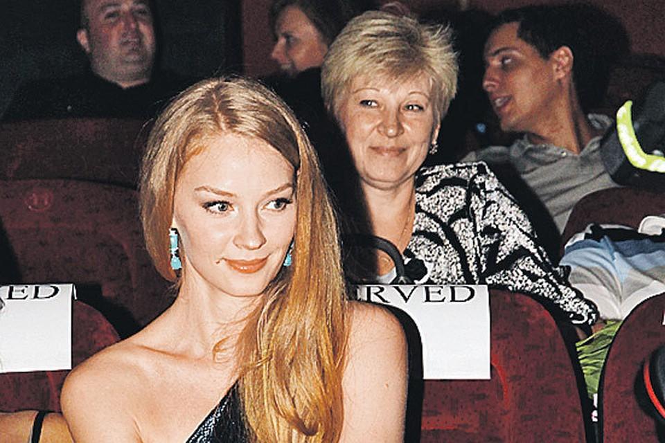 Русская мама и родствиник