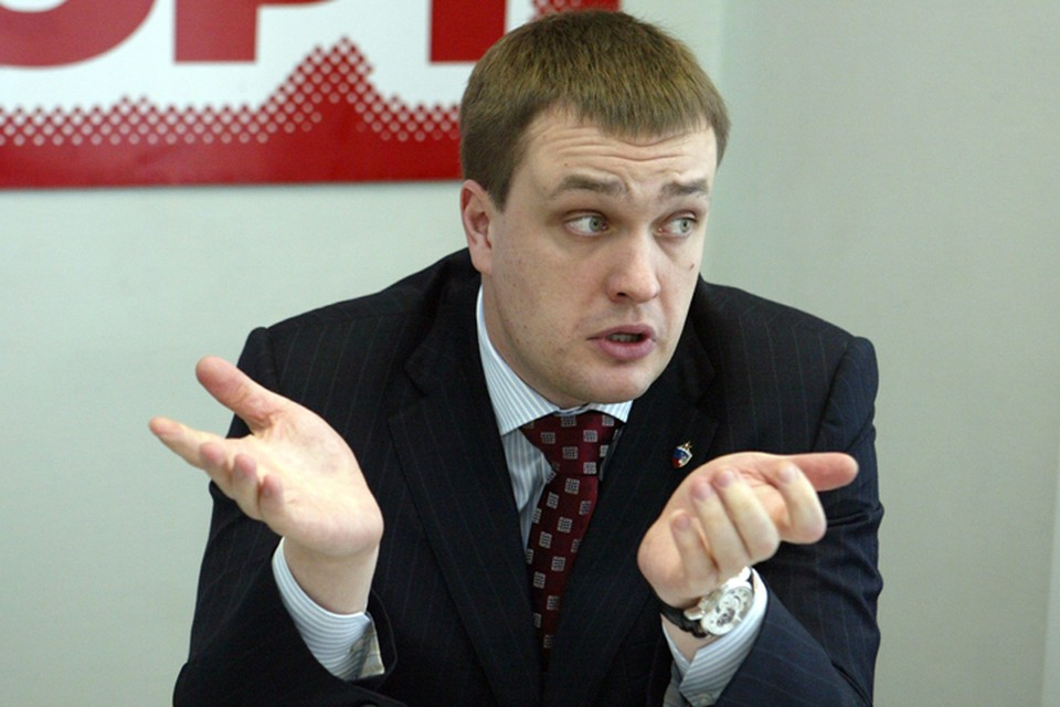 Президент БК ЦСКА Андрей Ватутин. Фото: Евгения Романова.