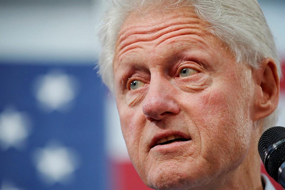 Клинтон в последний день своего президенства помиловал крупного бизнесмена по имени Марк Рич