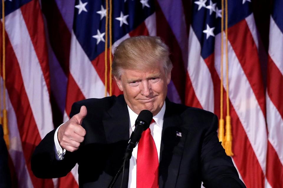 Дональд Трамп займет теперь Белый дом