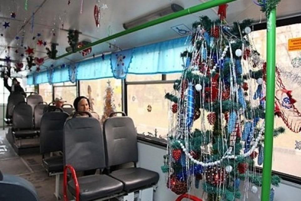 Новогодние автобусные экскурсии