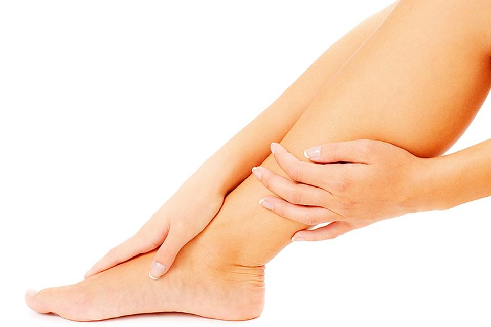 как сломать ногу за 5 минут