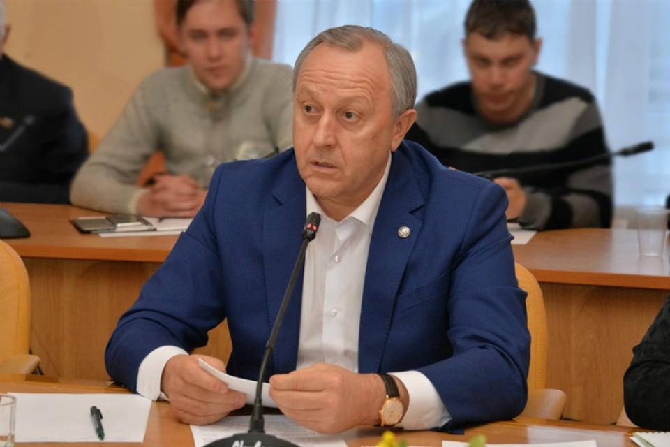 Губернатор - саратовским журналистам: Спасибо за критику!