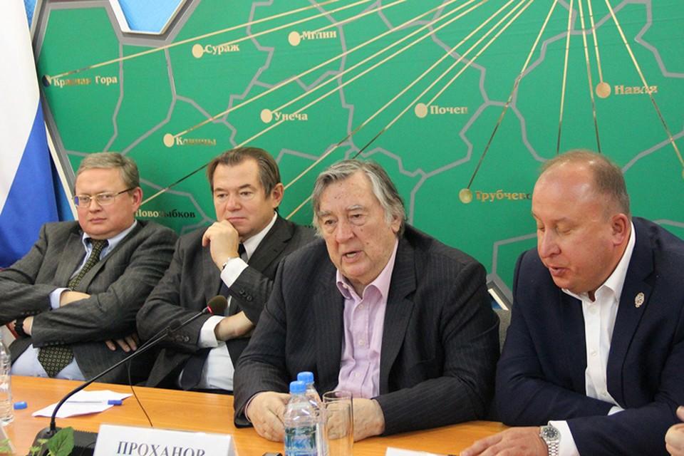 Фото: пресс-служба губернатора и правительства Брянской области.