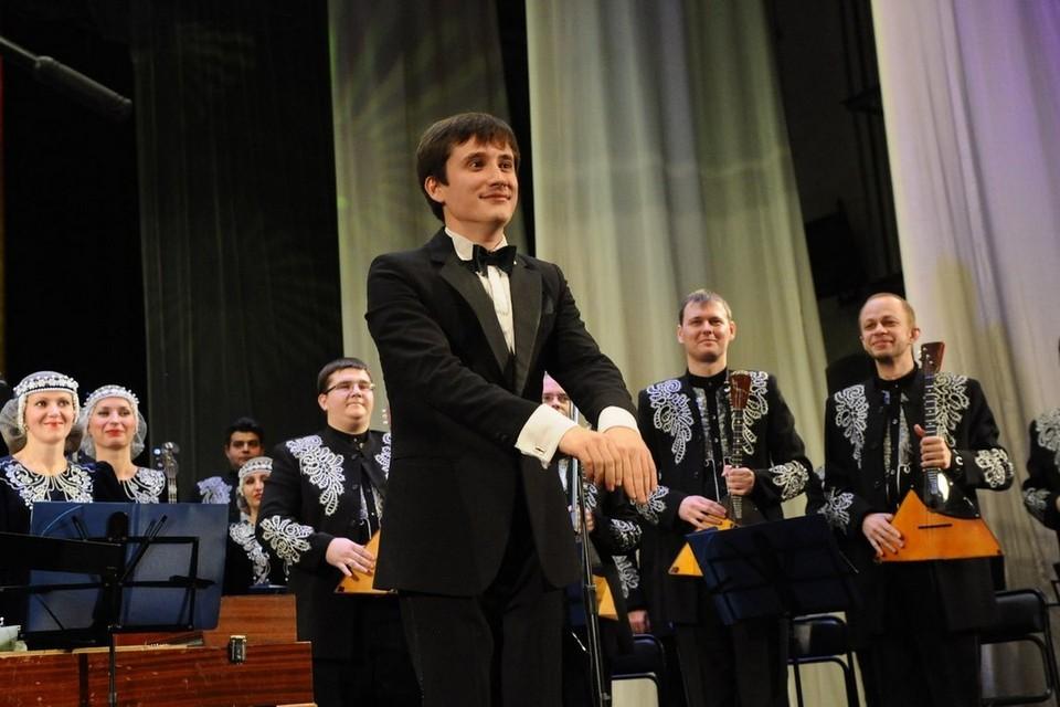 Липецкий оркестр народных инструментов возглавил победитель Всероссийского конкурса Алексей Моргунов