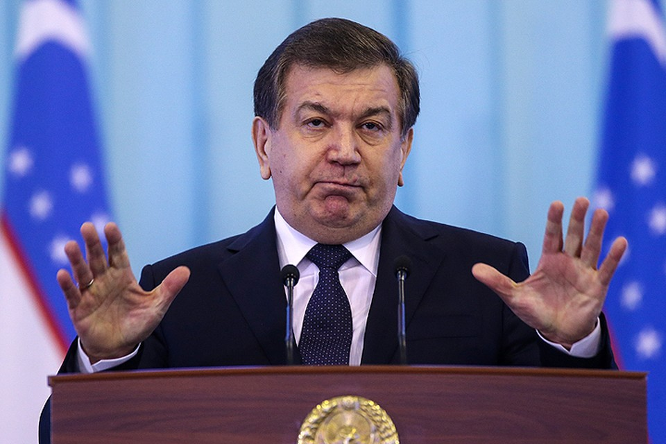 Избранный президент Узбекистана Шавкат Мирзиеев. ФОТО Валерий Шарифулин/ТАСС