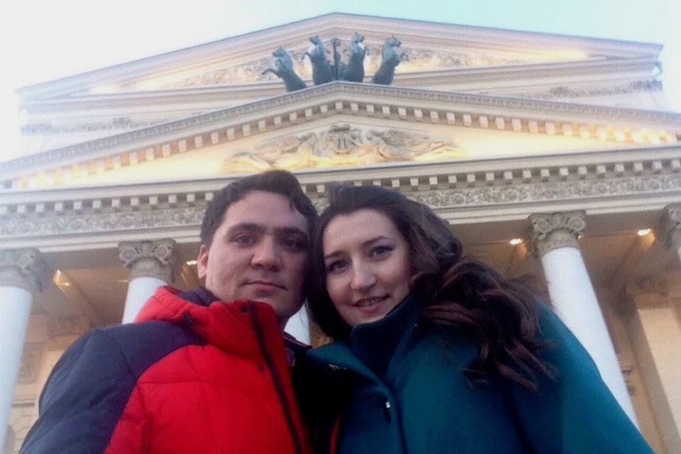 Оба, Владимир и Евгения, получили музыкальное образование. Фото: личная страница в соцсети.