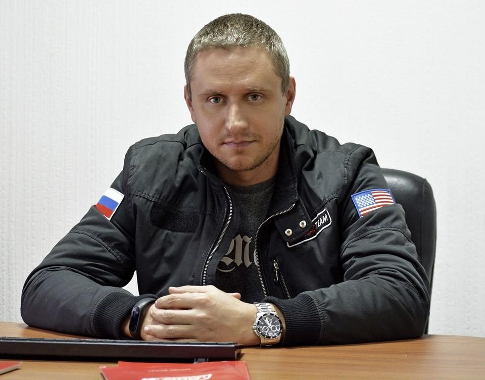 Дмитрий Шашуков