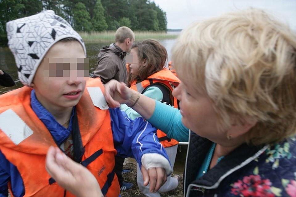 """Последние слова ребенка с Сямозера: """"Спасите нас, пожалуйста. Мы в озере тонем"""""""