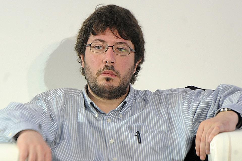 Известный блогер и дизайнер Артемий Лебедев. Фото ИТАР-ТАСС/ Владимир Астапкович