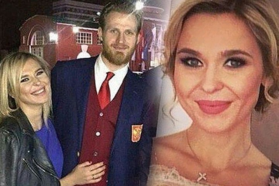 У хоккеиста ЦСКА Ивана Телегина и известной певицы Пелагеи родилась дочка.