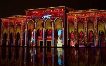 Февральский отпуск в Эмиратах украсит фестиваль света