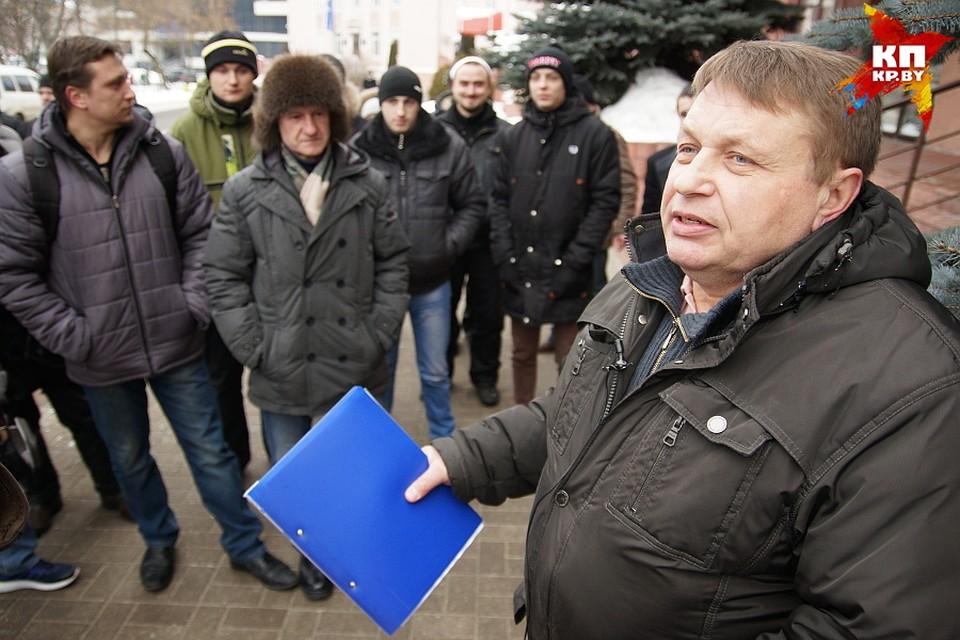Первый в Беларуси суд по декрету о тунеядстве начался в Гомеле