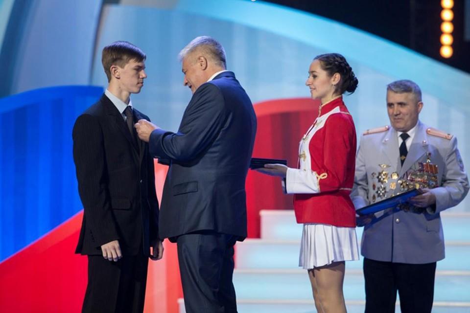 Фото: http://cordis.fondsci.ru. Награды получили молодые люди со всей России