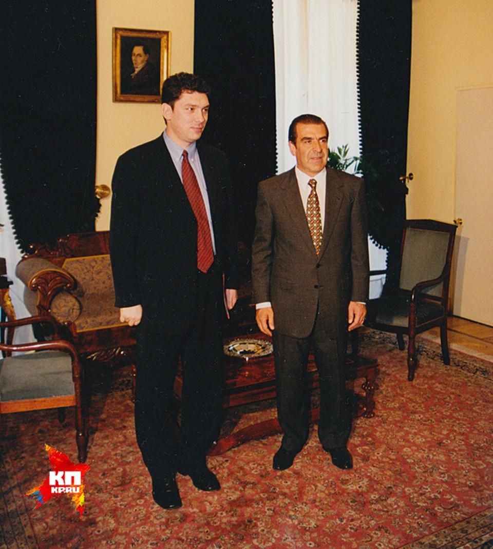 Во время первого своего визита в качестве вице-премьера в Латинской Америке