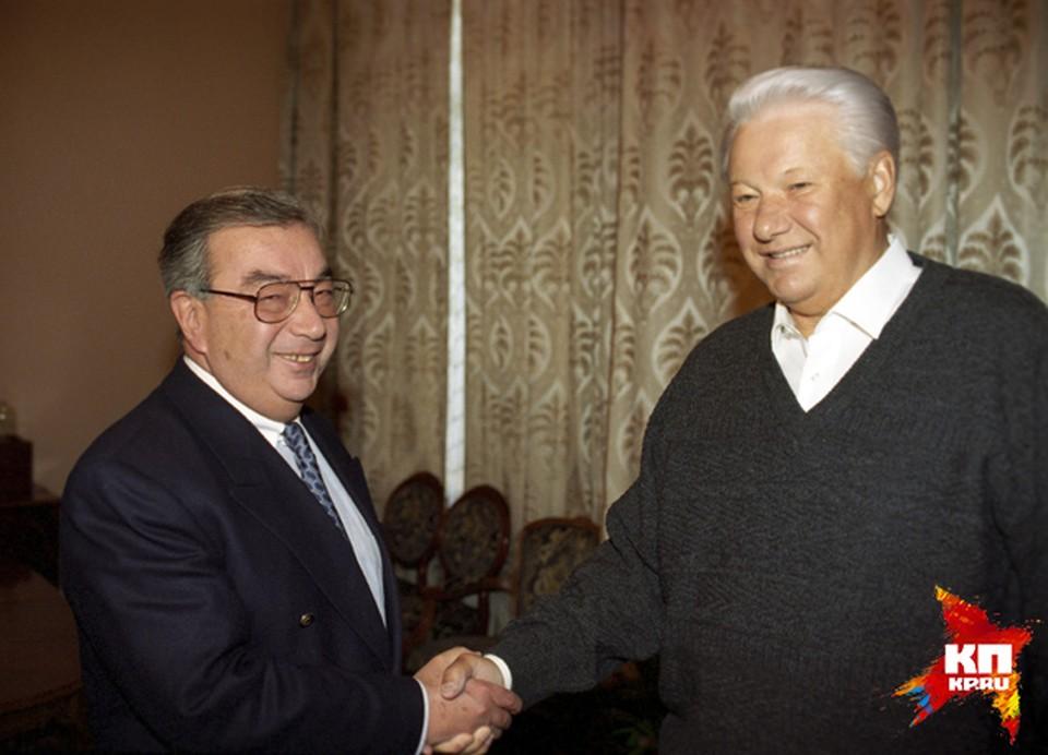 10 сентября 1998 года президент Борис Ельцин предложил Евгения Примакова на пост председателя Правительства России