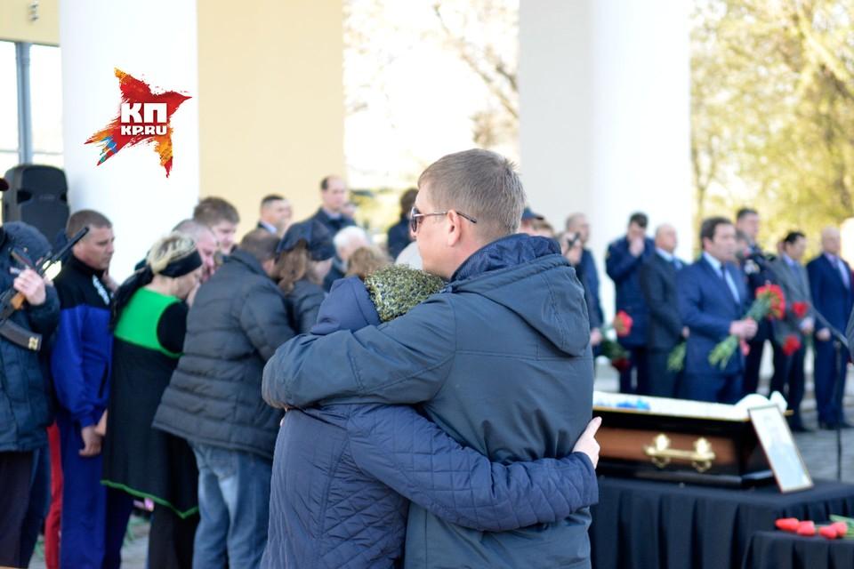 Родственники Андрея Гошта приехали в Сызрань