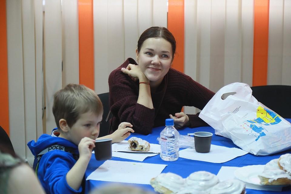 """Предновогодний марафон СГК """"Поделись теплом"""": рождественское печенье"""