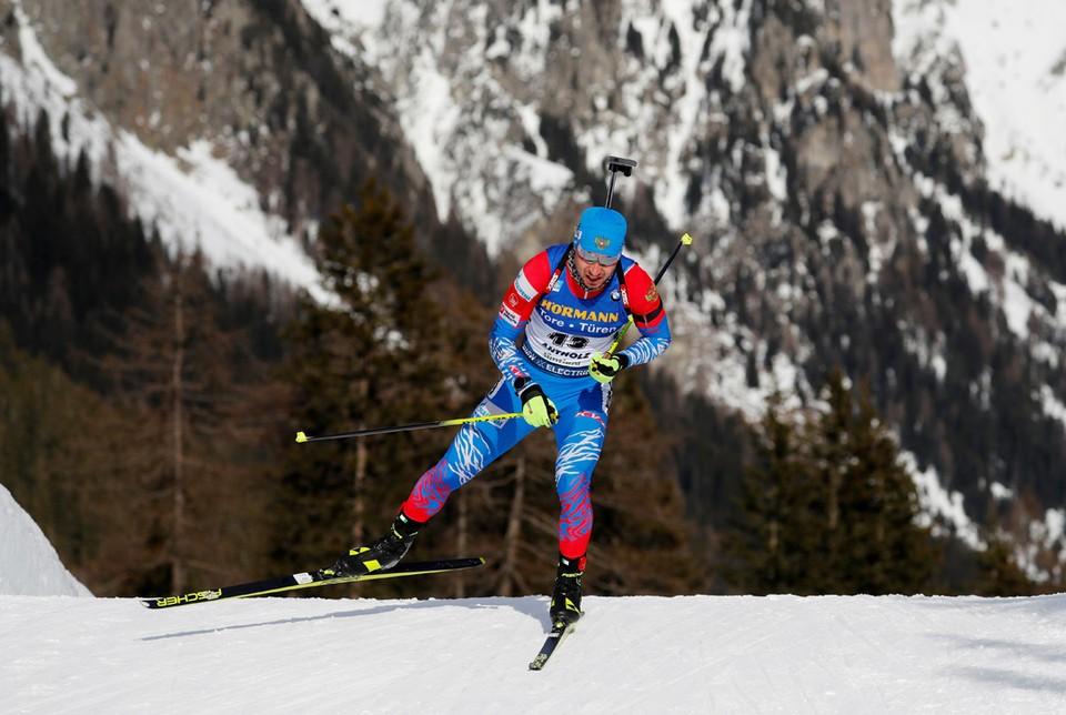 Российский спортсмен Александр Логинов стал золотым призером в мужском спринте на Чемпионате мира по биатлону 2020 в Италии.