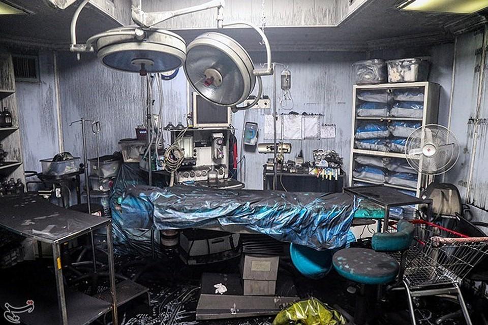 Не менее 19 человек погибли в результате взрыва в клинике в Тегеране