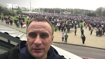 Владимир Ворсобин из Минска - о «Последнем и решительном» марше протеста