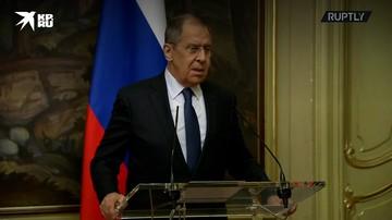 Лавров: Москва ответит на антироссийские санкции США