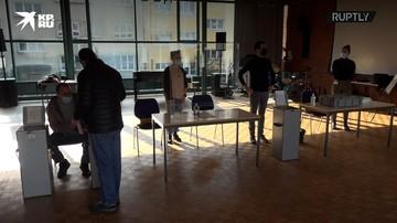 Жители Швейцарии вышли не референдум о запрете паранджи в общественных местах