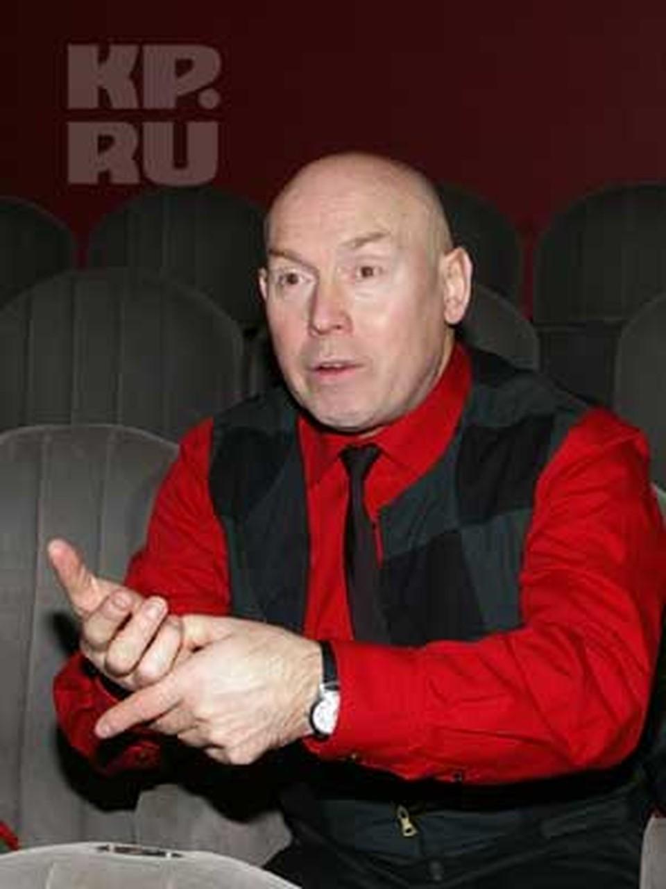 Виктор Сухоруков в Саратове: