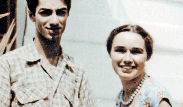 Дочь Кузнецова Алла вышла замуж за сына Микояна Серго. Успела родить троих детей и умерла от рака в 28 лет. Фото: 1tv.ru