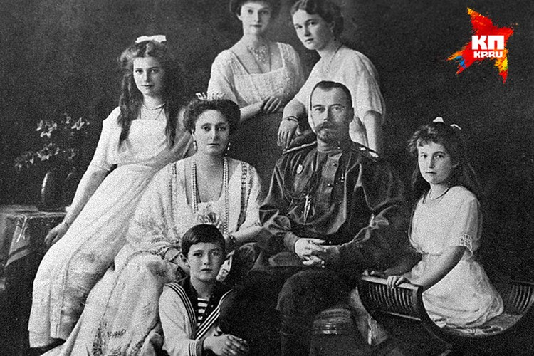Вместе с царской семьей на Урал отправили и многих их родственников