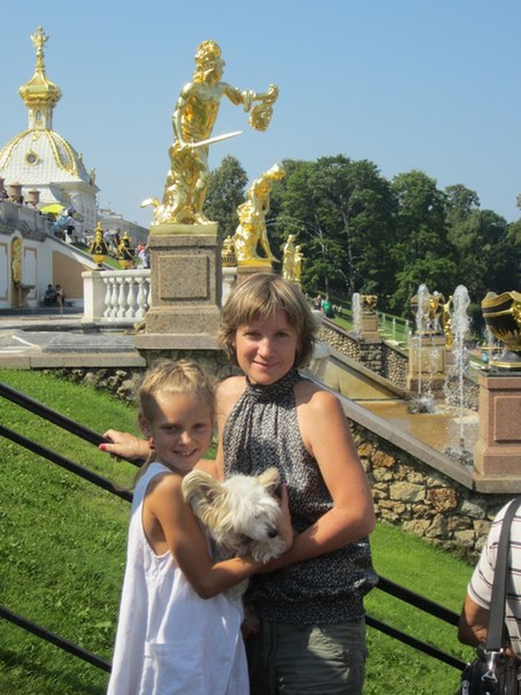 Мама Ирина очень гордилась дочкой - очень талантливой гимнасткой. Фото: соцсети