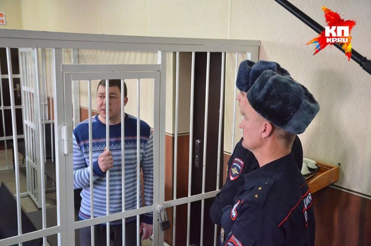 А Андрею Андрееву дали шесть лет «строгача»…