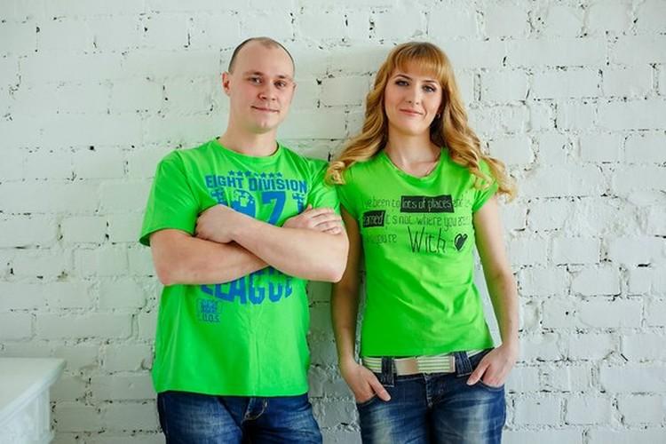 Анна Волженкова и Дмитрий Гирин были неразлучны. Фото: соцсети