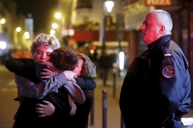 """""""В день трагедии с Charlie Hebdo в Париже было жутковато ездить по полупустым улицам. Сейчас еще страшнее"""""""