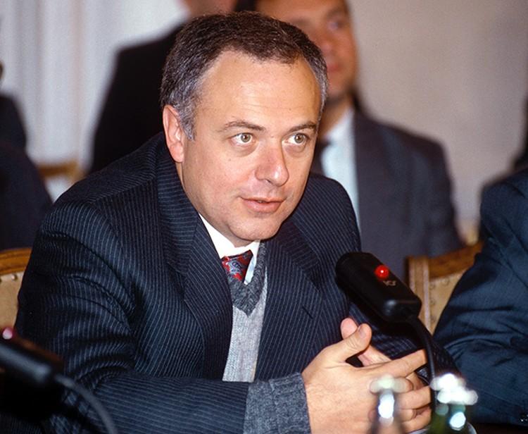 Козырев, например, министр иностранных дел